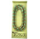 EM-X Keramiek halsketting , groen